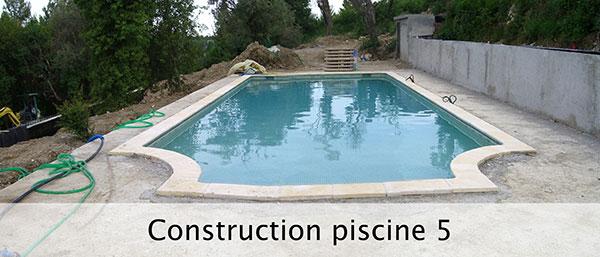 R alisations de piscines mandelieu installation pompes de for Piscine mandelieu