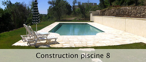 R alisations de piscines mandelieu installation pompes de for Construction piscine 33